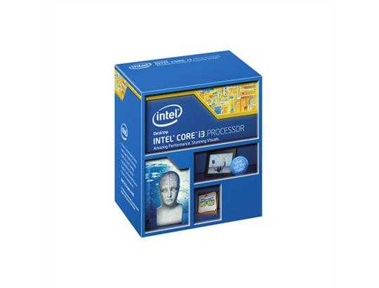 INTEL CORE  I3 4170 3.7ghz 3mb 1150P 2çekirdekli Box İşlemci