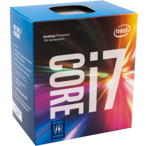 INTEL CORE i7 7700 Soket 1151 3.6GHz 8MB Önbellek 14nm İşlemci
