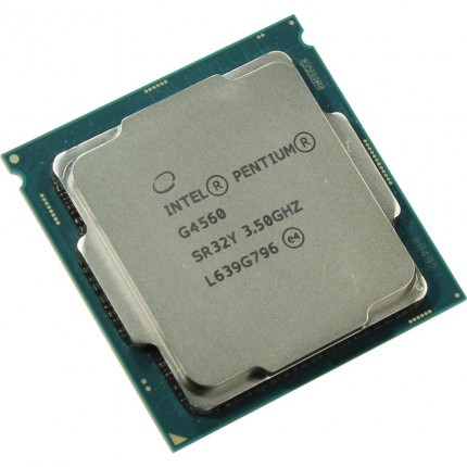 INTEL PENTIUM G4560 SOKET 1151 3.5GHz 3MB TREY+(Orj Fan)