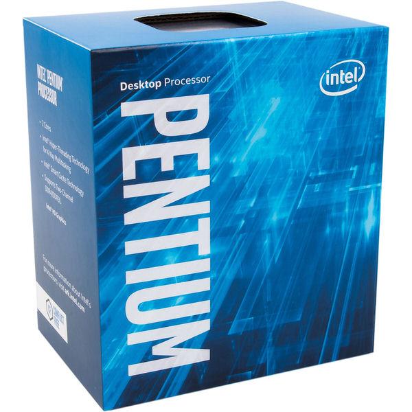 INTEL PENTIUM G4600 3.60GHZ 3MB VGA BOX 1151P