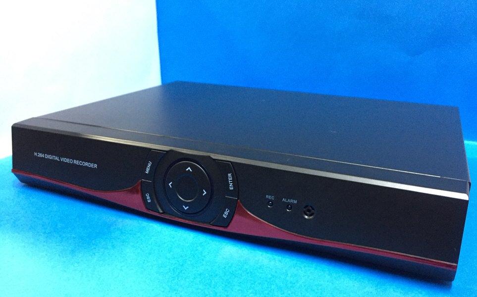 JETVIEW LC-04 4KAN 4 SES 2MP 1080N AHD HDMI DVR KAYIT CİHAZI