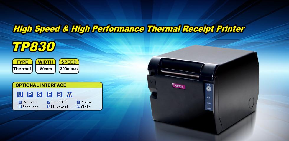 JOLİMARK  TP830 USB+SERİ+ ETH   termal yazıcı