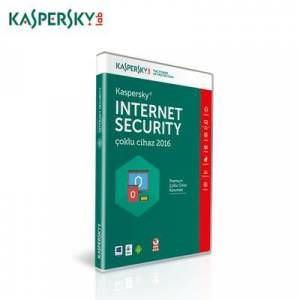 KASPERSKY Internet Securıty 4 Kullanıcı 1 Yıl Md 5060437604412