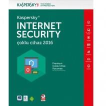 KASPERSKY KIS 2016 INT SEC.2 Kul. 1YIL  5060437603101