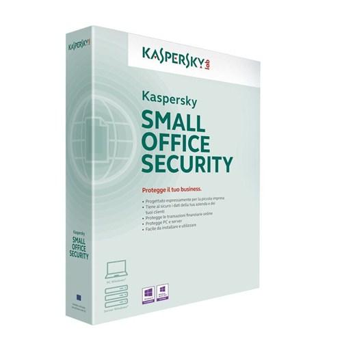 KASPERSKY 5060037892028 Sof Kaspersky Small Off4 1S+5K (+5K MD)