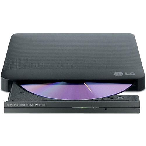 LG 8x GP50NB41 USB 2.0 Slim Harici DVD Yazıcı Siyah