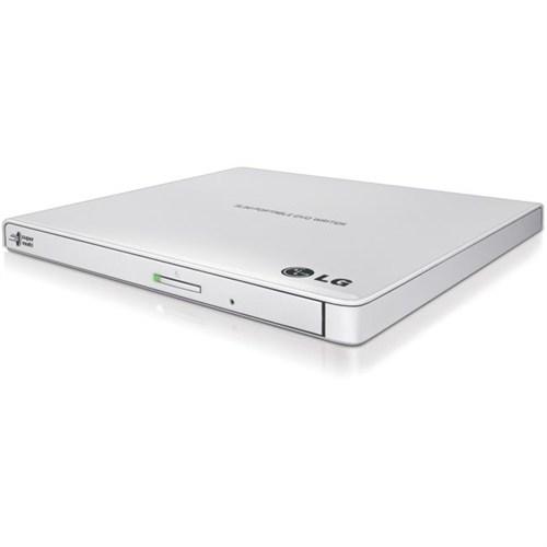 LG 8x GP60NW60 USB 2.0 Slim Harici DVD Yazıcı Beyaz