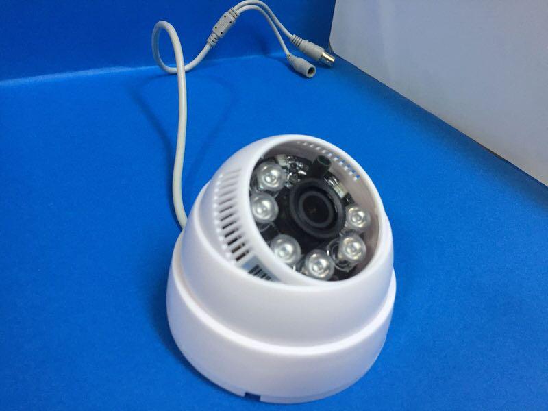 LIGHT LCD1 DOME 1.3MP 2.8MM AHD 6 ATOM LED
