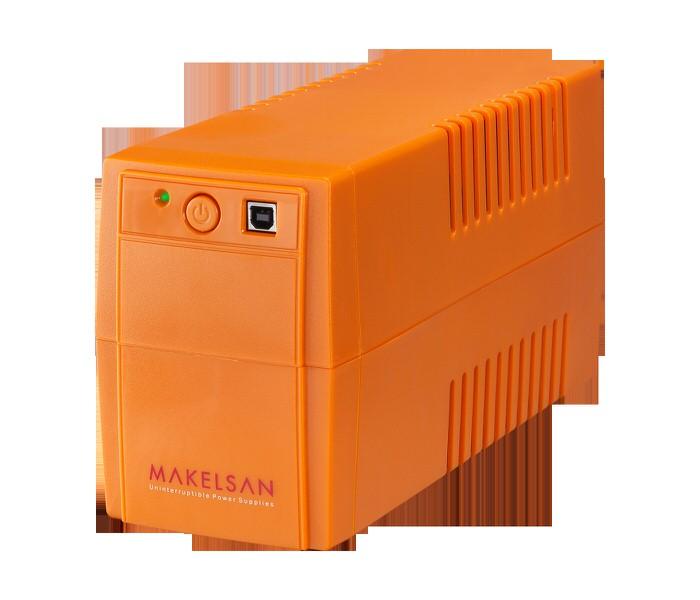 MAKELSAN LION 650VA LINE INTER.K.G.K. MU00650L11PL005