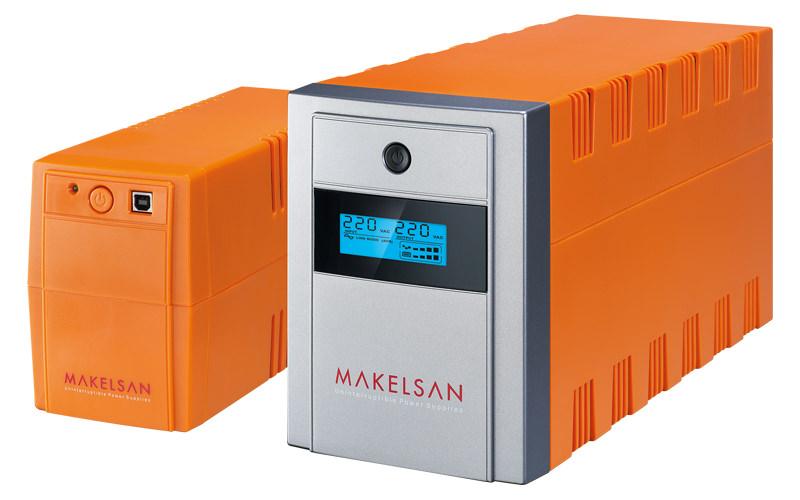 MAKELSAN MU01500L11PL005 1500VA Ups Güç Kaynağı