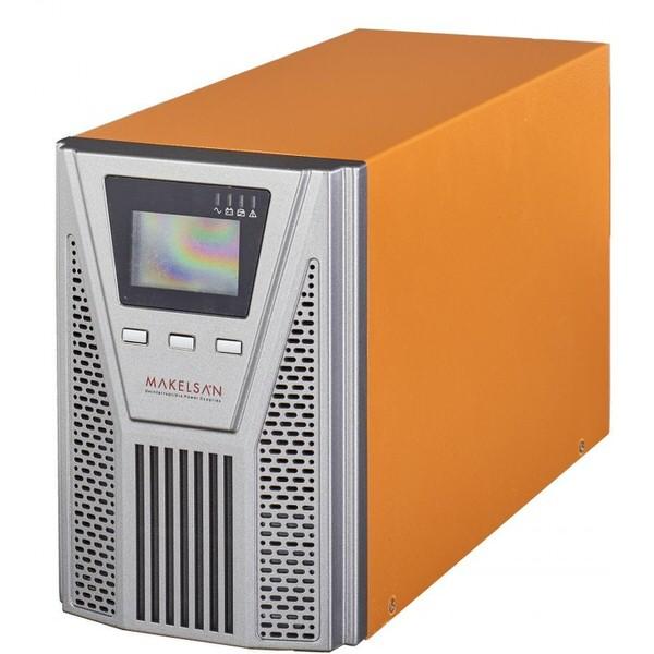 MAKELSAN POWERPACK SE 3 KVA MU03000N11EAV03 POWERPACK SE 3KVA / 2700W (1F/1F) 5/10dk (6x 12V/9AH) ONLINE K.G.K.