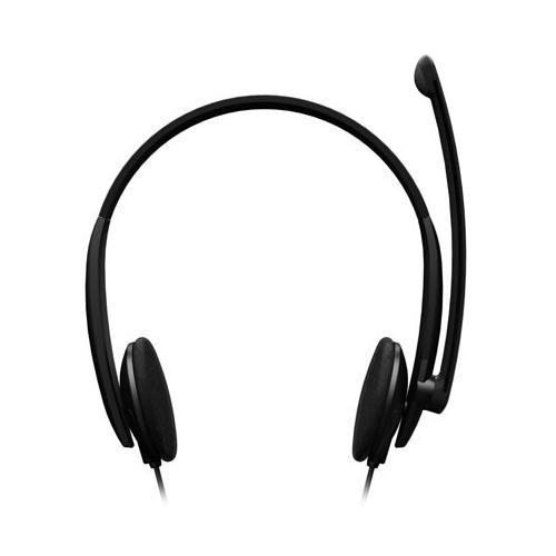 MICROSOSFT Lx-1000 Lifechat Siyah Mikrofonlu Kulaklık Jtd=00009