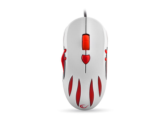 MOUSE-EVEREST RAMPAGE SMX-R3 USB BEYAZ MAKROLU MOUSE