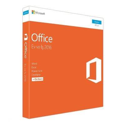 MS Office Home and Business 2016 TR Kutu T5D-02714