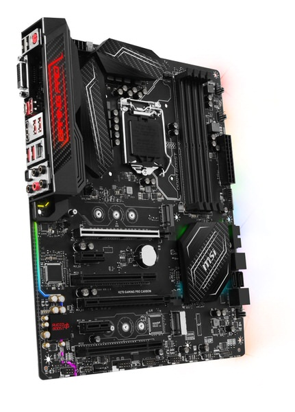 MSI H270 GAMING PRO CARBON DDR4 2400 1151P