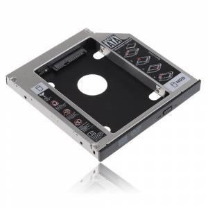 NIVATECH  9.5MM SATA SSD/HDD BLG-1410 KUTU-SSD-NVT-HDD