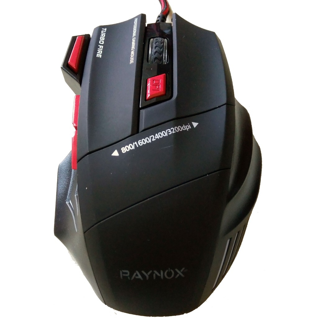 RAYNOX Rx-7 Gaming Oyun Mouse & Mouse Pad
