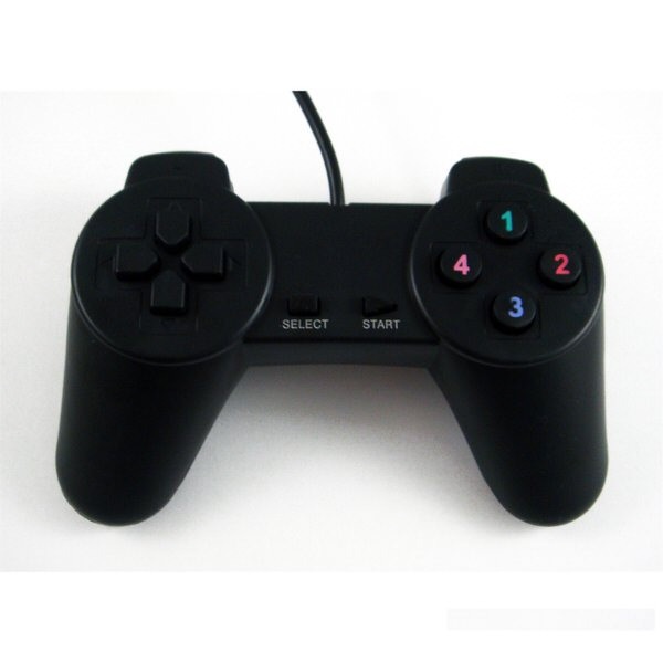 RAYNOX USB-701 USB 1.0 / 2.0 Wired Game Pad