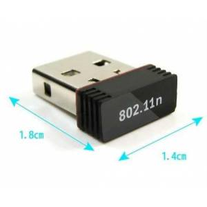 RAYNOX W05 150Mbps USB 2.0 Wireless Network Card WiFi Converter