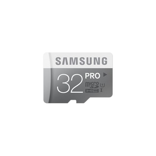 SAMSUNG 32GB MicroSD Pro Class10 (90-80MB/S)
