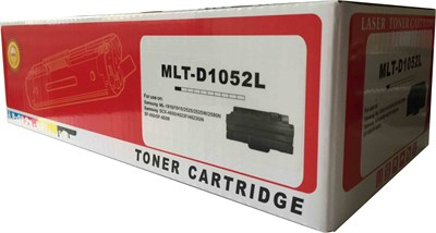 SAMSUNG BLACK  1052L Toner Cartridge (MLT-D1052L/ELS Laser Toner Cartridge)