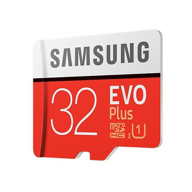 Samsung Evo Plus MB-MC32GA/TR 32GB Class 10 95 MB/s microSD