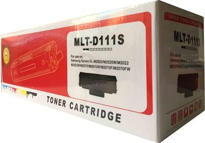 MUADİL SAMSUNG MLT-D111S 1000 SAYFA KAPASİTELİ SİYAH TONER