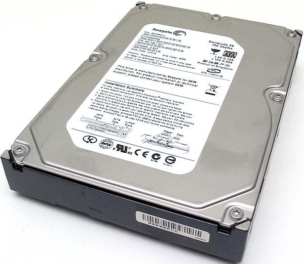 "SEAGATE  BarraCuda ES ST3750640NS 750GB 7200 RPM 16MB Cache SATA 3.0Gb/s 3.5"" Hard Drive"