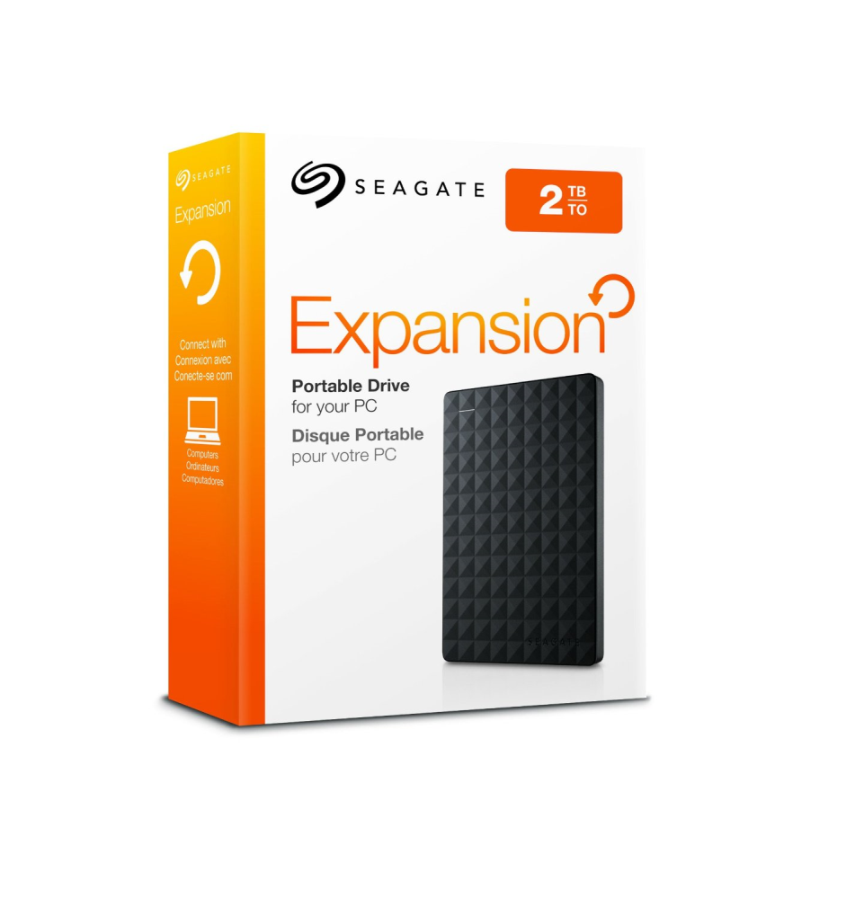 "SEAGATE Expansion 2TB 2.5"" USB 3.0 Taşınabilir Disk STEA2000400 HARDDİSK(STEA2000400)"