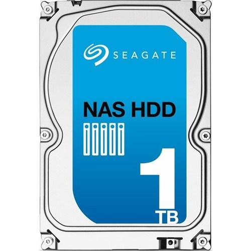 """SEAGATE NAS 1TB 3.5"""" Sata 3.0 64MB 7/24 NAS Disk HARDDİSK(ST1000VN000)"""