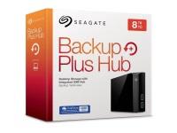 "Seagate Backup Plus 3.5"" 8TB USB HUB 3.0 Taşınabilir Disk  harddisk(STEL8000200) 8TB"