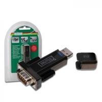 Digitus DA-70156 Usb 2.0 TO RS232 (Seri) Çevirici    USB  232 ÇEVİRİCİ