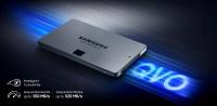 SAMSUNG MZ-76Q1T0BW 1TB SSD 860 QVO SATA3 550/520
