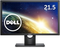 21.5 DELL  E2216H 5ms/1920x1080 VGA DSPLAY MONITOR