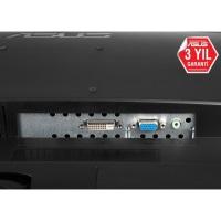 23.6 ASUS VP247T 1MS VGA DVI SİYAH LED MONITOR