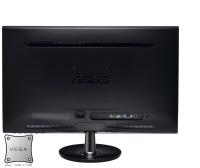 23.6 ASUS  VS247HR 5MS DVI HDMI PARLAK SIYAH LED MONITOR