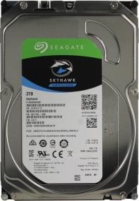 SEAGATE 3TB 5400rpm SATA3 256MB ST3000VX009 7/24