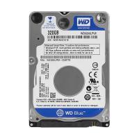 WD BLUE 2.5 320GB WD3200LPVX 5400RPM SATA3 HARD DİSK yenilenmiş disk