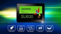 ADATA SU630 240GB 520/450M ASU630SS-240GQ-R SSD HARDDİSK
