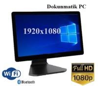 AIO QUATRONIC P160 J1900/4GB/64SSD/15.6 DOS  dokunmatik  1920 1080 FUL HD