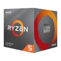 AMD RYZEN 5 3600X 3.8/4.40GHz 32MB AM4+ 95W Wraith FAN BOX