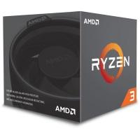 AMD RYZEN AMD 3 1200 Soket AM4 + Wraith Soğutucu 3.1GHz-3.4GHz 8MB 65W 14nm İşlemci