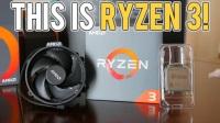 AMD RYZEN AMD 3 1300X Soket AM4 + Wraith Soğutucu 3.5GHz-3.7GHzC