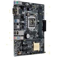 ASUS H110M-K Intel H110 Soket 1151 DDR4 2133Mhz USB3.0 VGA&DVI Anakart