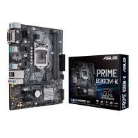 ASUS PRIME B360M-K DDR4 2666MHzS+V+GL 1151P8 (8.Nesil İşlemcilere uyar)