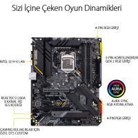 ASUS TUF GAMING Z490-PLUS DDR4 1200PIN Anakart