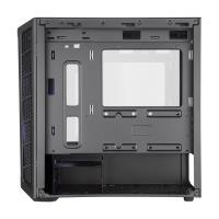 CM MasterBox MB311L 600W RGB 3x120mm Fanlı Tempered Glass pencereli Mesh ön Panel MicroATX Kasa