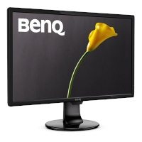"BenQ 24"" GL2460BH 1ms 75Hz HDMI+DVI+VGA+MM Brightness Intelligence Tech. Full HD Gaming Monitor"