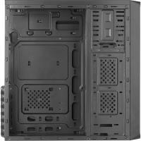 POWERBOOST VK-1626 350W USB 3.0 ATX Shiny Piano Siyah Kasa