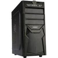 BOOST VK-C022B 350W Meshed Panel Full Siyah ATX Kasa